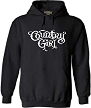 Country Girl Women's Logo Relaxed Pullover Hoodie