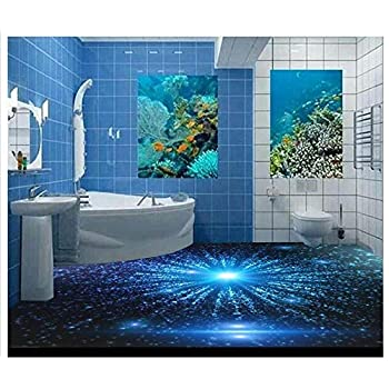 Cheap Home Improvement 3d Wallpaper Custom 3d Floor Painting