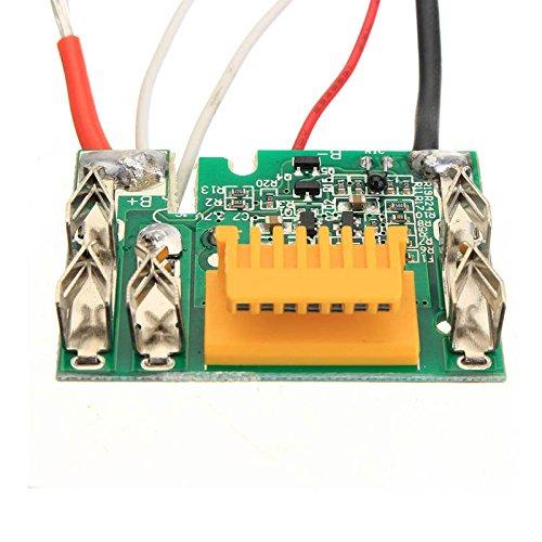 yeehao 18V Batterie Chip Platine Ersatz für Makita BL1830 BL1840 BL1850 LXT400