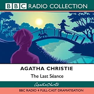 The Last Séance (Dramatised) audiobook cover art