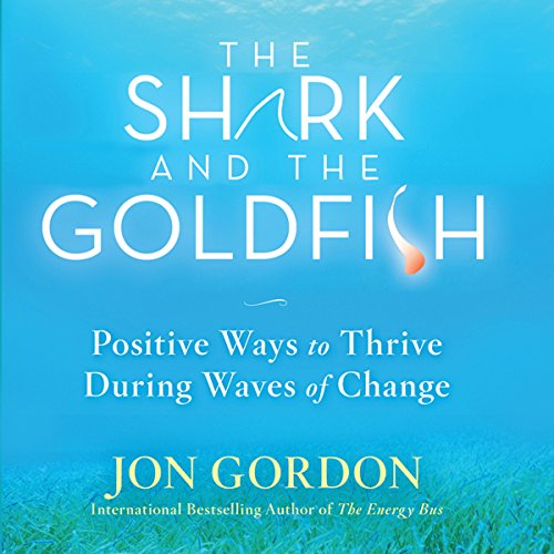 The Shark and the Goldfish audiobook cover art