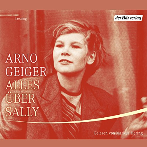 Alles über Sally audiobook cover art