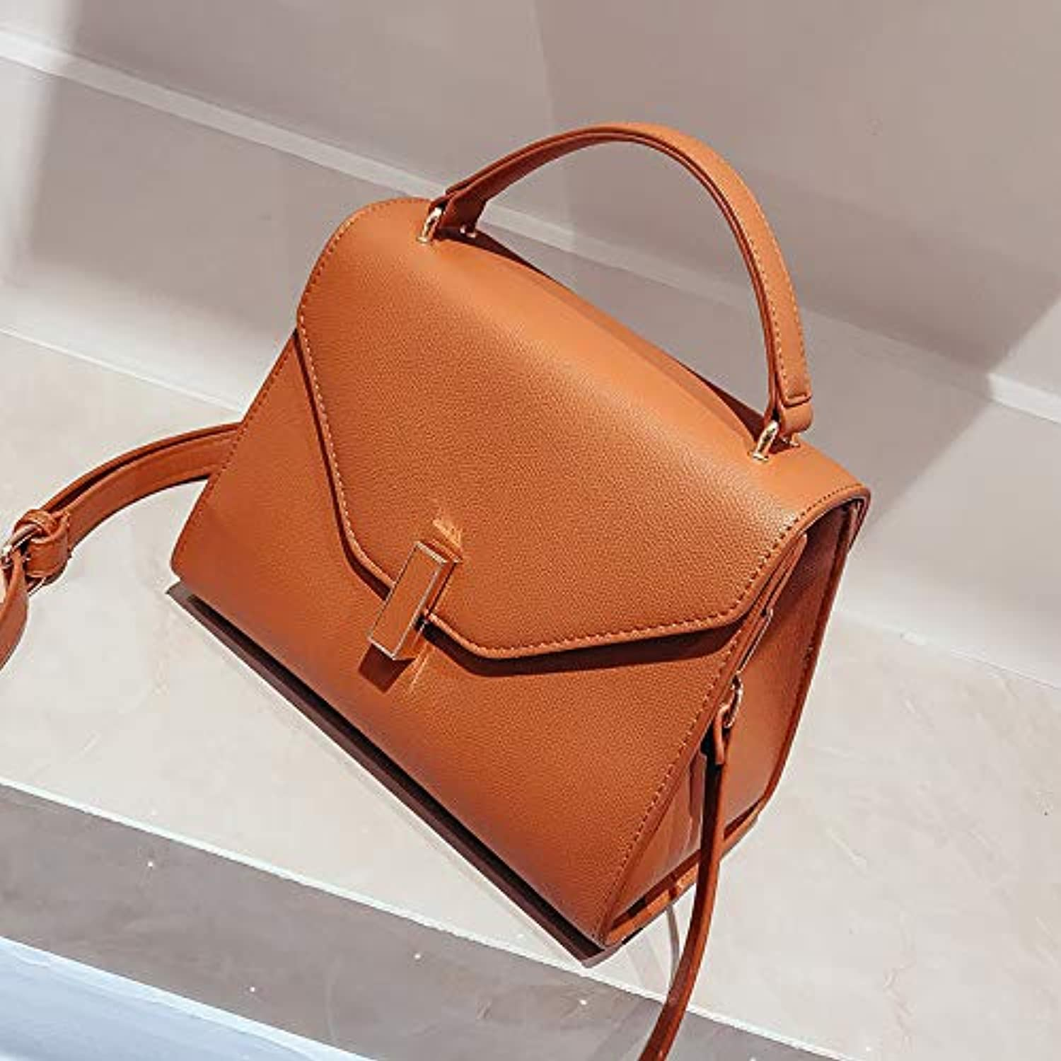 WANGZHAO Handbag, Shoulder Bag, Satchel Bag, Simple Fashion Bag.