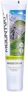 comprar comparacion Mountval Crema Encerada, Crema nutritiva e impermeabilizante para Zapatos de Trekking de Piel, con aplicador de Esponja