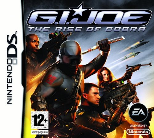 G.I. Joe: The Rise of Cobra (Nintendo DS) [Importación inglesa]