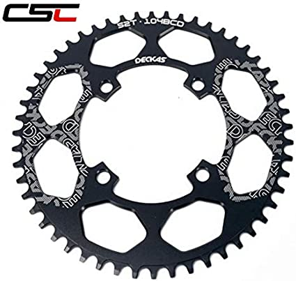 Alloy Bicycle Chain Ring Narrow Wide Bike Chain Wheel Sprocket Tooth Plate