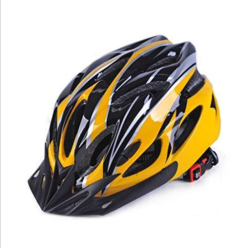 JIE KE Ciclismo casco casco de bicicleta hombres y mujeres casco de...