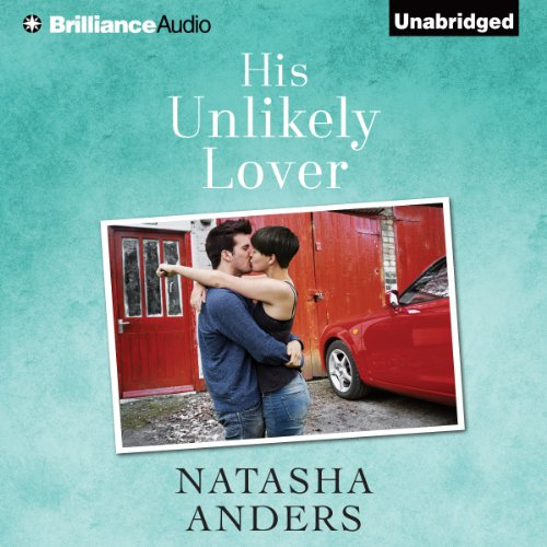 His Unlikely Lover audiobook cover art