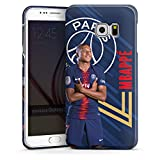 DeinDesign Coque Compatible avec Samsung Galaxy S6 Edge Plus Étui Housse Paris Saint-Germain...