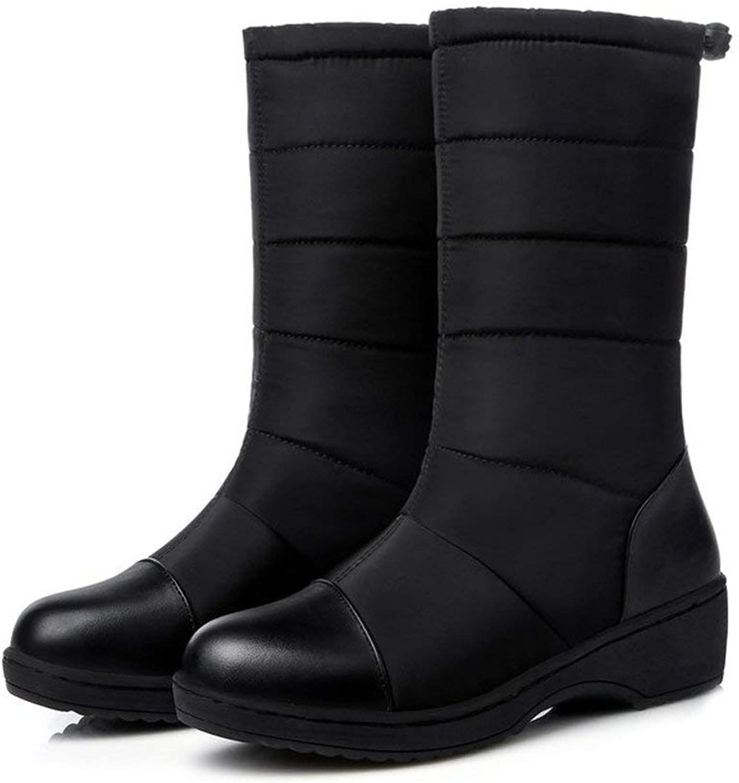 Orktree Women Snow Boots Women's Waterproof Warm Winter Boots Ladies Ankle Short Boots Autumn Winter shoes for Women
