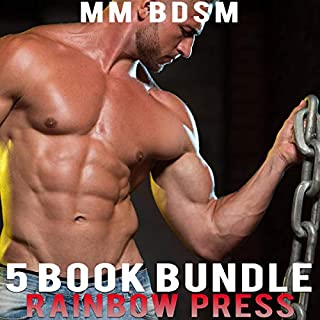 MM BDSM 5 Book Bundle audiobook cover art