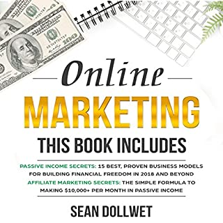 Online Marketing: 2 Manuscripts audiobook cover art