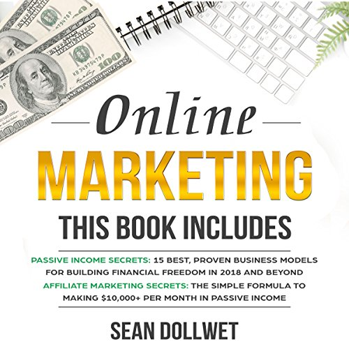 Online Marketing: 2 Manuscripts cover art