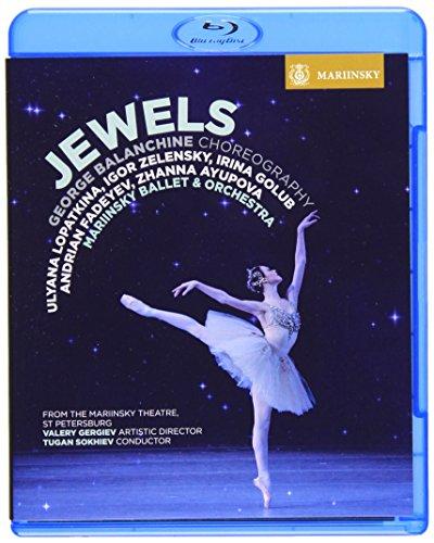 Jewels - Ballett von George Balanchine [Blu-ray]