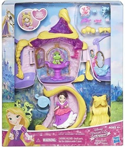 Disney Princess Little Kingdom Rapunzel's Stylin' Tower by Disney Princess