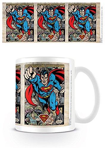 DC Originals MG23330 Mug céramique - Superman, 315ml/11oz