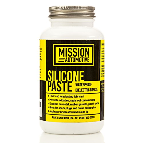 Mission Automotive Dielectric Grease/Silicone Paste/Waterproof Marine Grease (8...
