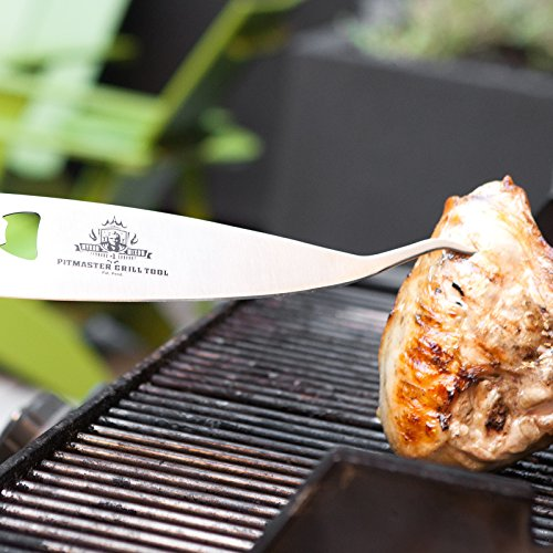 Ergo Chef BBQ tool - Three in One