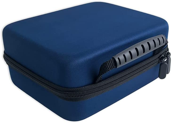 Battery Storage Carrying Case and Organizer, Small (Black)