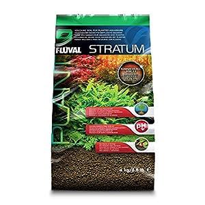 Fluval Plant & Shrimp Stratum Aquarium Planting Substrate, 4 kg