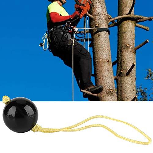 Demeras Baumchirurgie Klettern Retriever Ball Baumklettern Baumpfleger Retriever Ball Baumklettern Ball Rop für Baumarbeit Zubehör für Baumklettern
