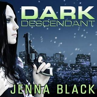 Dark Descendant audiobook cover art