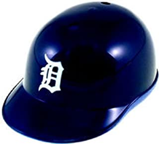 Rawlings Detroit Tigers Navy Blue Replica Batting Helmet
