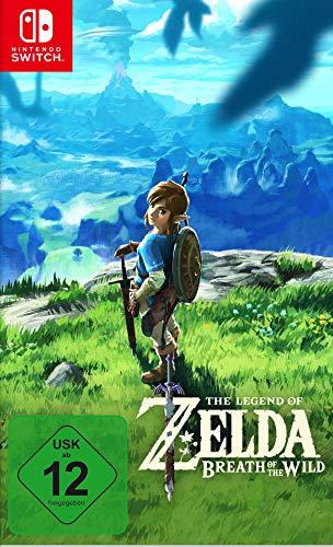 The Legend of Zelda: Breath of the Wild - Nintendo Switch - [Edizione: Germania]