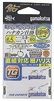 がまかつ(Gamakatsu) 満点ハナカン仕掛 6.5-0.8 TG231B