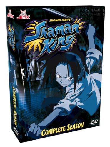 Shaman King - Complete Season (7 DVD Box)