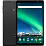 Tablet 10 Zoll 5G WiFi - TOSCIDO Android 10.0,1920x1200 HD IPS,Octa Core,64GM eMMC,3GB RAM,13MP & 5MP Kamera,WiFi/Bluetooth5.0/GPS,6000 MAh,Type-C - Schwarz