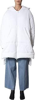 MAISON MARGIELA Luxury Fashion Womens S62CT0045S21058101 White Down Jacket | Fall Winter 19