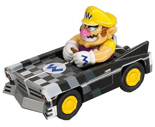 MarioKart DS Pull and Speed - Wario Brute 17302 1/43e