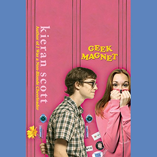 Geek Magnet audiobook cover art