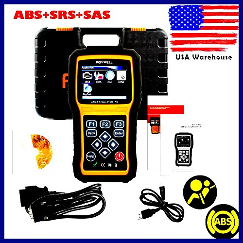 Learn More About House Deals UPS SRS ABS Airbag Reset Tool Live Data Code Reader Diagnostic Professi...