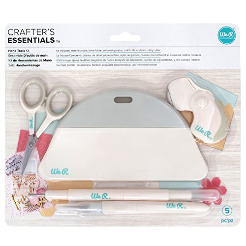 We R Memory Keepers Set de herramientas Crafter's Essentials