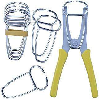 Feiyang Miter Spring Clamps Kit for Woodworking,Picture Frames,Wood Trim,Moldings