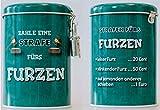 Around the world 13178 Strafe Spardosen-Furzen