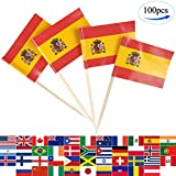 JBCD Spain Flag Spanish Flags,...