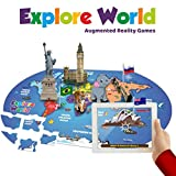 PLAYAUTOMA Explore World (App Based) - Augmented Reality Interactive Learning...