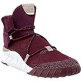 adidas Mens Tubular X 2.0 Pk Basketball Athletic Shoes, Maroon, 11