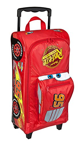 Undercover CAAD9020 Trolley met 3D-applicatie, Disney Pixar Cars 3, ca. 40 x 25 x 14 cm.