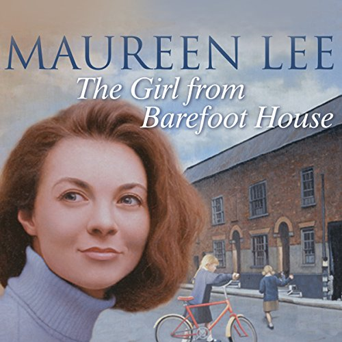 The Girl from Barefoot House audiobook cover art