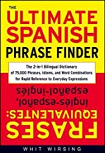 Best the ultimate spanish phrase finder Reviews