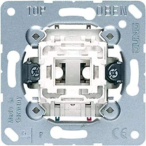 Jung Taster 533U 1polig Wechsler, 250 V