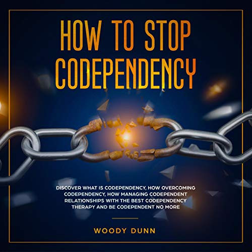 How to Stop Codependency audiobook cover art