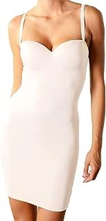Curvi Shapewear Women's Underwire Body Slimmer with Hidden Bra
