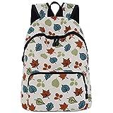 Mode Trend Schulmädchen Tasche einfache Umhängetasche niedlich enkotonen Rucksack F