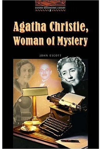 Agatha Christie: Woman of Mystery, Level 2 (Oxford Bookworms Library)の詳細を見る