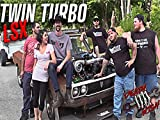 Twin Turbo LS Hilux Rat Rod Engine Swap in 4 days